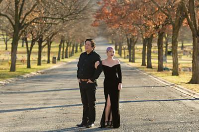 Lianna and Kyle