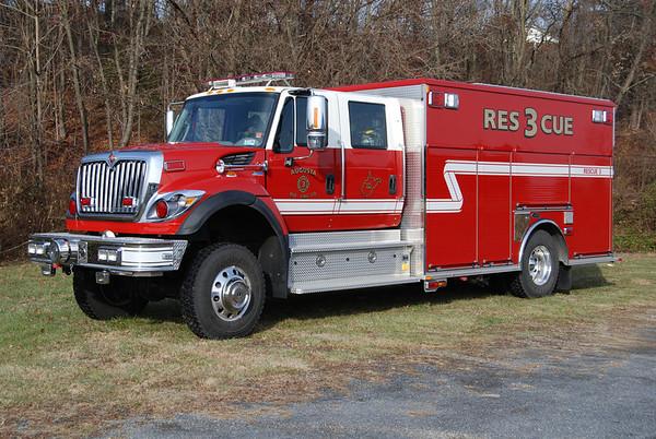 Company 3 - Augusta Fire Company