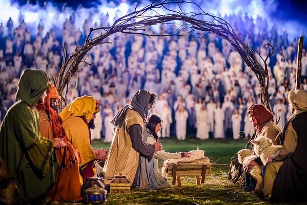 #ShareTheGift Nativity