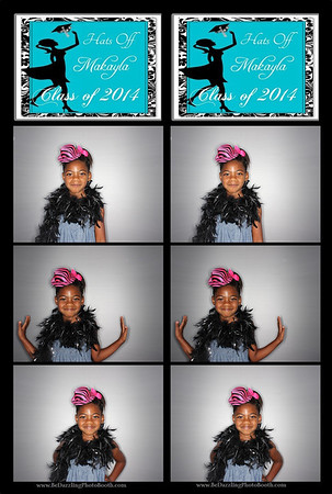 MaKayla Graduation Party 5-25-2014