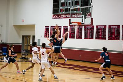 Boys Basketball: Briar Woods 44, Rock Ridge 43 by Derrick Jerry on February 8, 2021