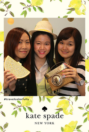 Kate Spade Event 27th Mar 2014