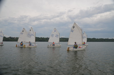 July 13 Sailing - Youth