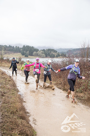 2017-02-19 Hagg Lake Mud Run 25k