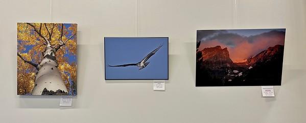 Broomfield Photo Club show at Broomfield Community Center