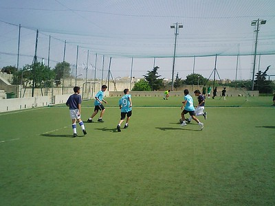 Patrol Football Competition
