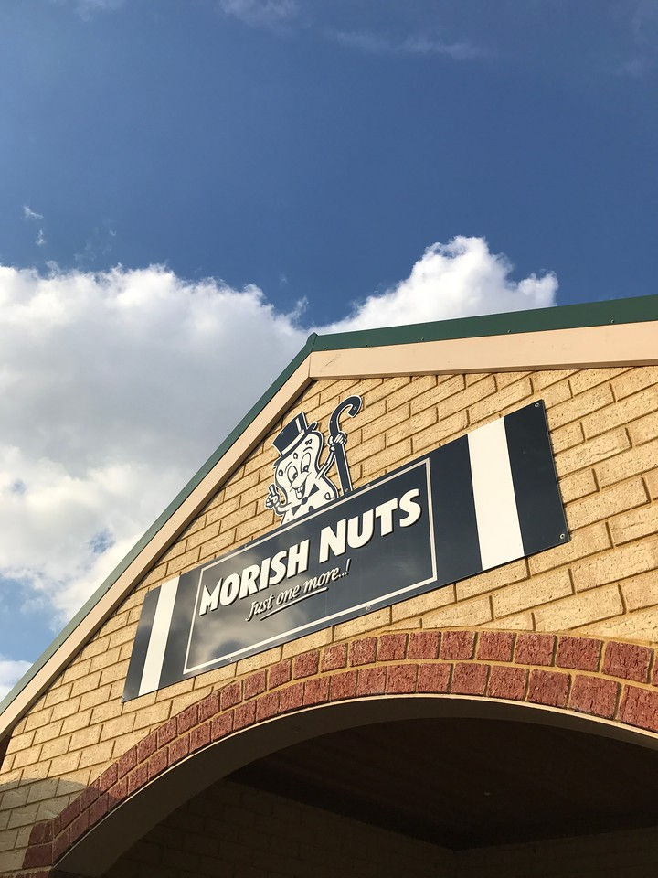 Morish Nuts Mondo Nougat Swan Valley Perth