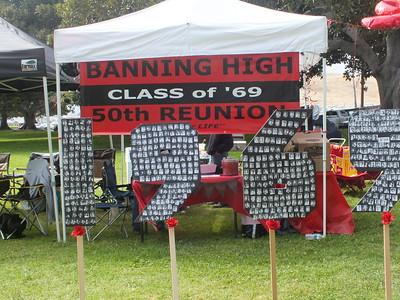 Banning high Reunion Picnic - Pt. Fermin Park