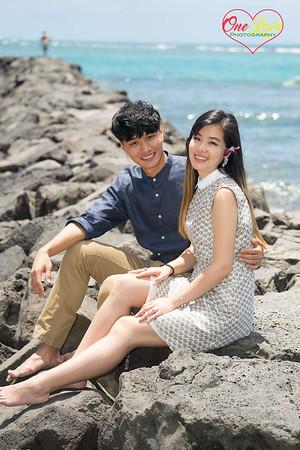 Jinyong & Rachel surprise proposal