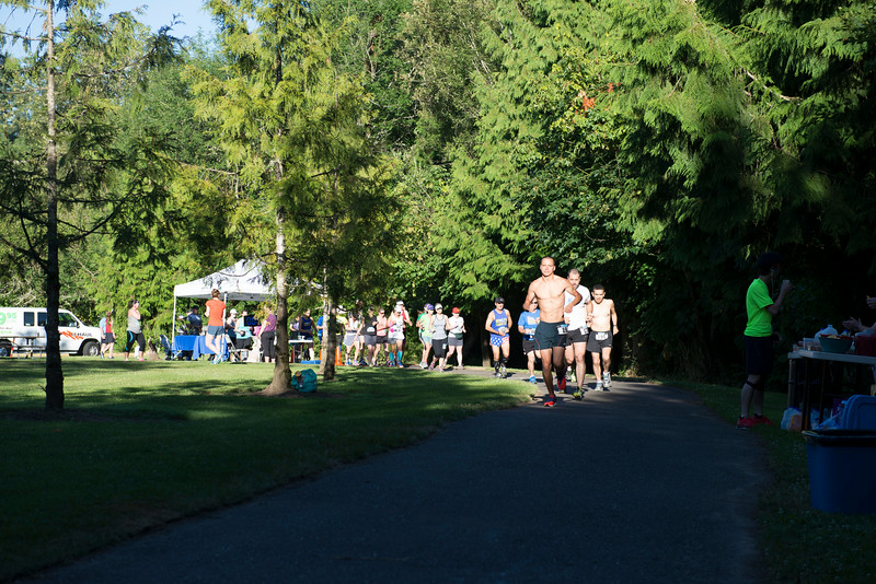 Cook Park Marhaton Half and 5k