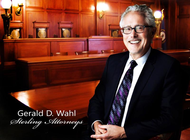 Attorney Gerrald D Wahl 2018.jpg