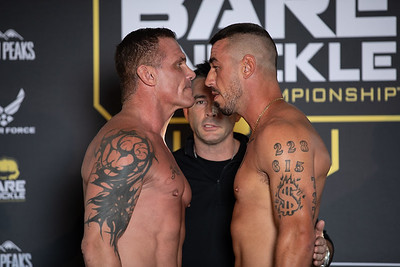 Weigh in and Face Off
