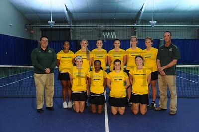 6601 Tennis Team 4-17-11