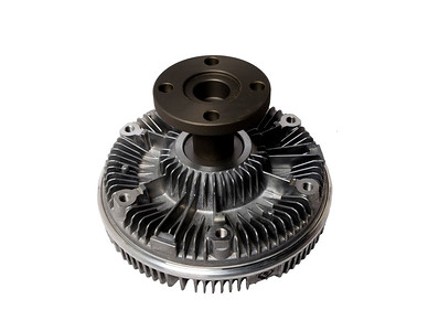 JOHN DEERE VISCOUS FAN ASSEMBLY AL167993