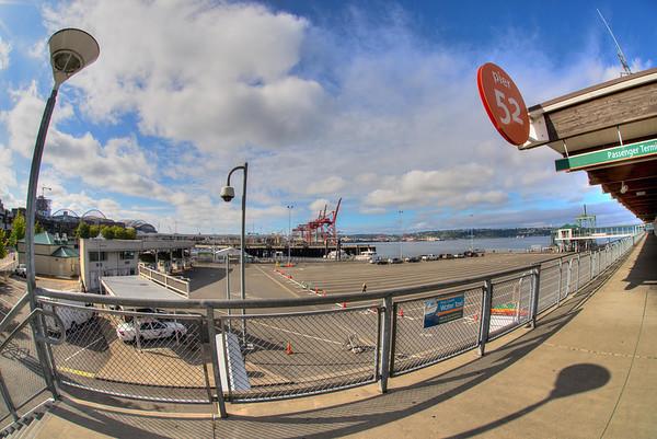 Waterfront Scouting Walk