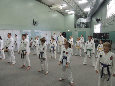 CK Gradings June 2014