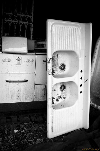 Vertical Sink