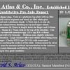 4.05ct Emerald and Old European Cut Diamond Ring 4