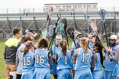 2017 Girls Lacrosse Season