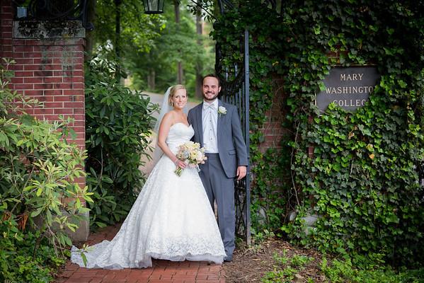 Mike and Marissa - Silk Mill Inn Wedding