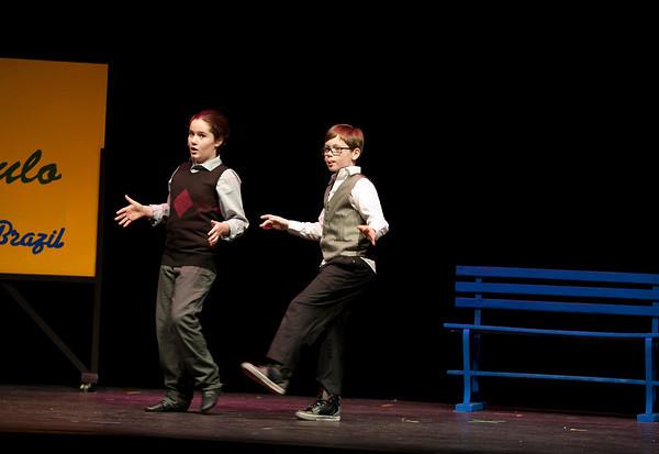Grade 5 Production Willy Wonka