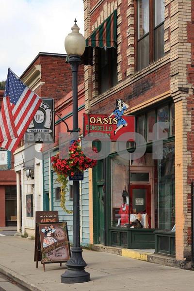 Oasis Bordello, Wallace, Idaho