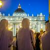 Three Wisewomen, Vatican City, Italy
