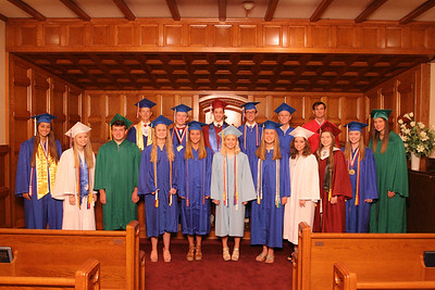 Baccalaureate Group Photo