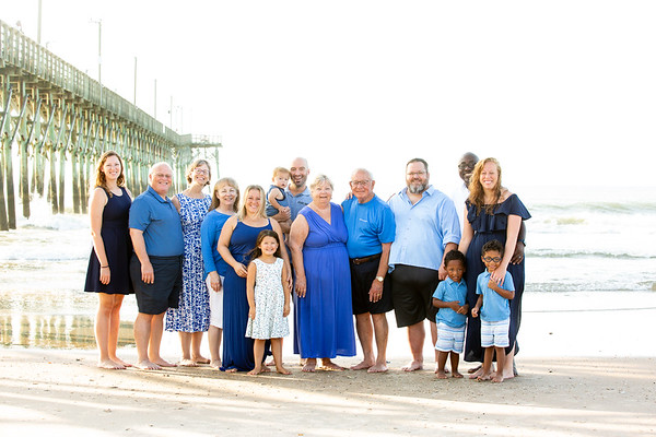 Catherine Family Photos