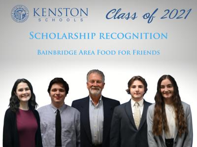 Senior Scholarships (5/14/2021)