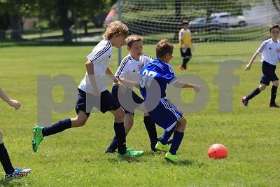 u12 Boys, Sunday May 22 12:30pm vs NSS Bjorlin