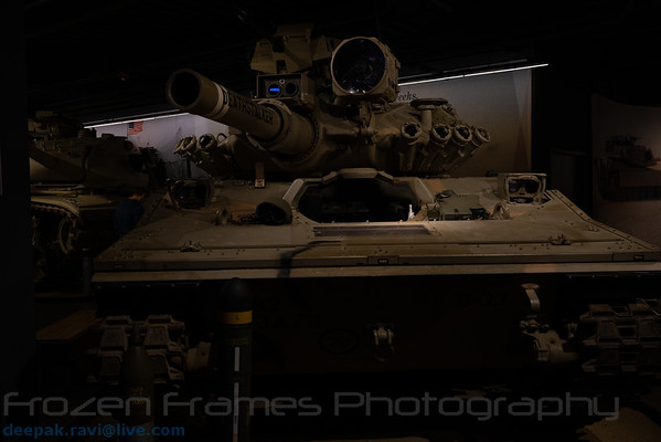 AHM - Tank Demonstration