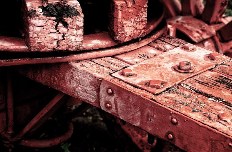Wagon, History Park, San Jose, California, 2010