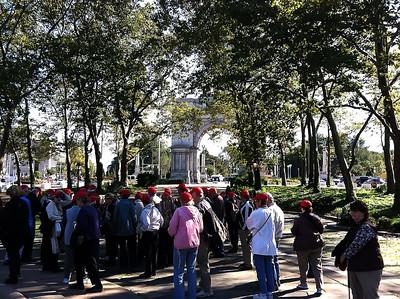 5 days/ 5 Boroughs - October 2011