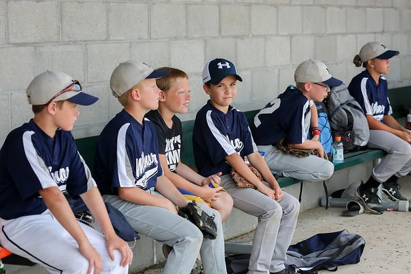 Milnor Baseball, 2018