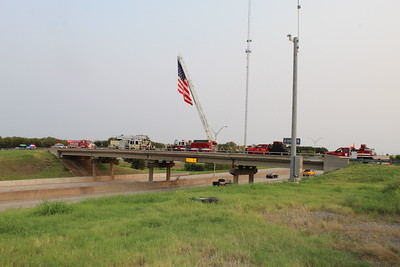 Howe Fire Department remembers 9/11