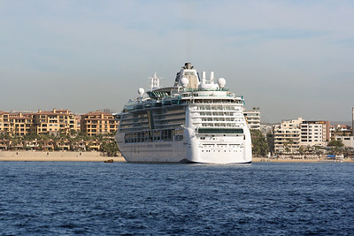Cruise Ships (Ours & Others)