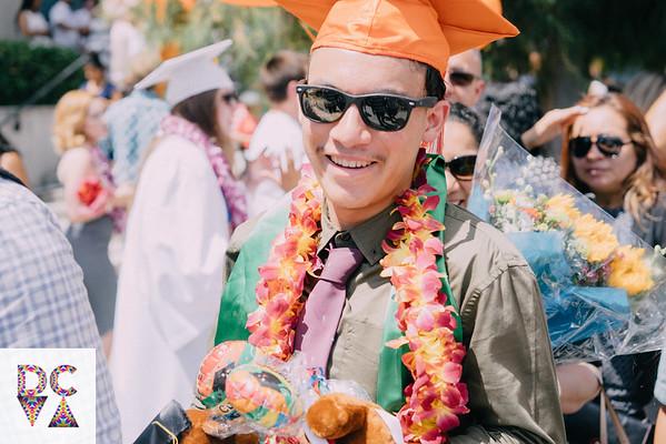Herbert's High School Graduation