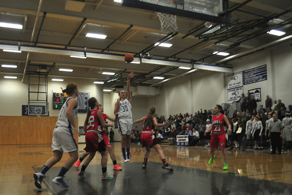 Drury Girls Basket Ball vs Hoosac Valley - 010914