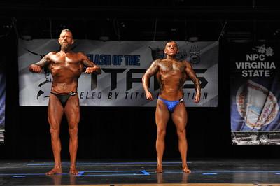 Men's Bodybuilding Awards & Comparisons