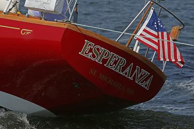 2015 Elf Classic Yacht Race - Esperanza