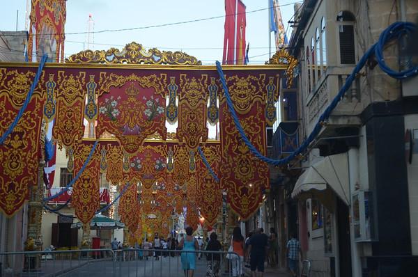 Our Lady of Graces- Zabbar, Malta. 11th Sept.2011