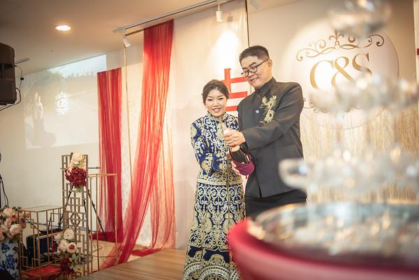 Ck&Siewlun KL Wedding banquet