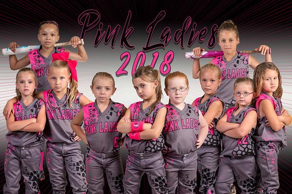 Pink Ladies 2018
