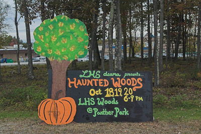 Haunted Woods 2011