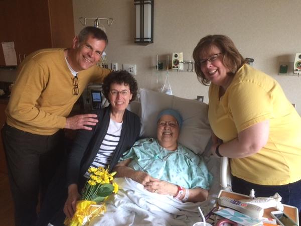 Auntie Ellen, Dana & Denise Piper