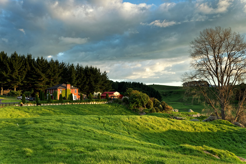 Country home in the Waikato near Cambridge