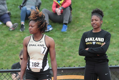 Women's 4x400M (Day 3) Gallery 2 - 2018 Horizon League T&F Championships