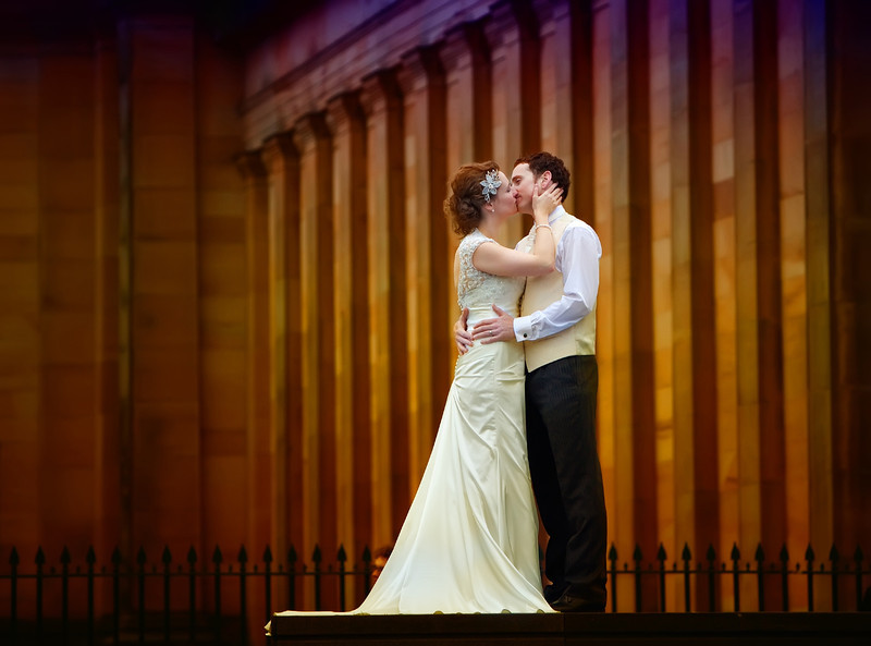 Wedding Photography Edinburgh City Centre