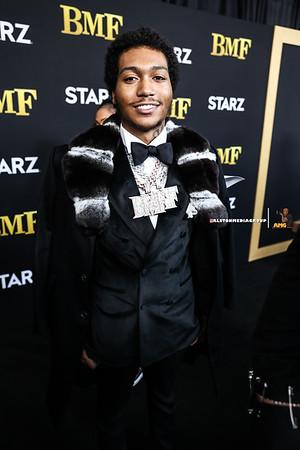Starz BMF Premiere in Atlanta